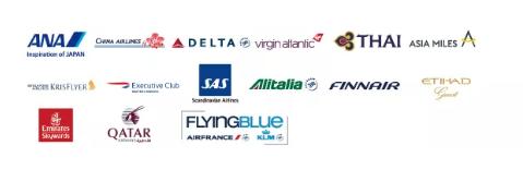 アメックスのポイントからマイル交換可能な15の航空会社