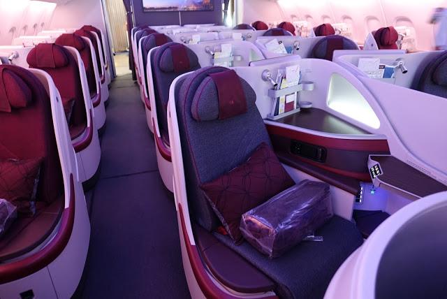カタール航空A380